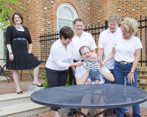 Kristina Adams, Epic family