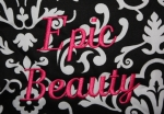 Epic Beauty (cosmetic bag/bathroom organizers)