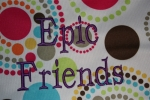 Epic Friends (picnic set)
