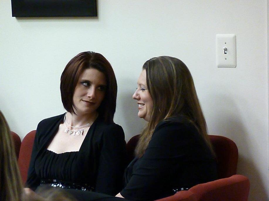Christina Lewellen, Anne Albright, Epic, a Harmony Inc. barbershop quartet, 2012 benefit concert, acappella
