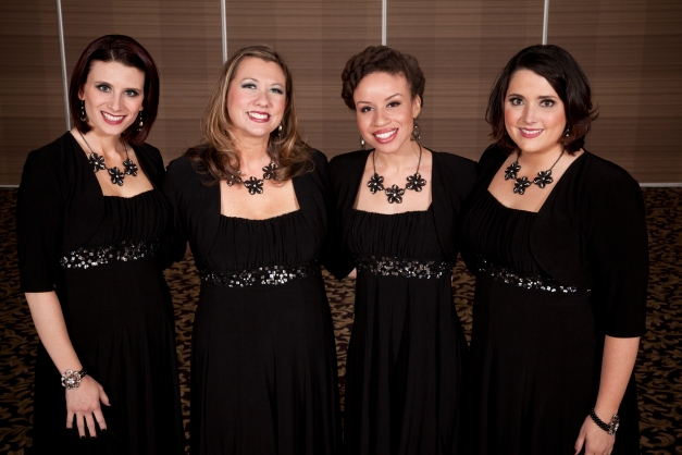 Epic quartet, a barbershop quartet, Harmony Inc., AC&C 2012