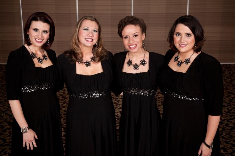 Epic quartet, a barbershop quartet, Harmony Inc., AC&C 2012