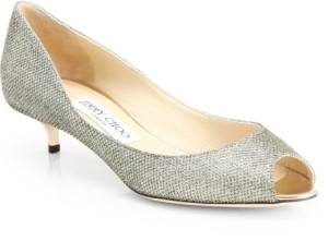 Not a fan of heels? No worries! These gorg Jimmy Choo Caitlin shoes could be yours!