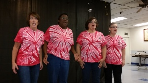 Northern Blend Chorus, female barbershop chorus, Epic quartet, Harmony Incorporated, Bella Nova Chorus, northern Virginia barbershop harmony